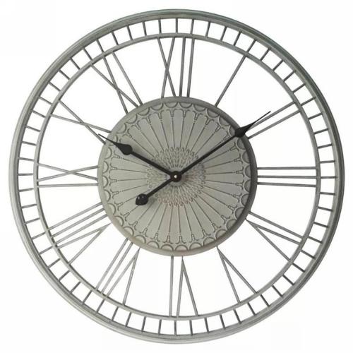 KC5170 - 77cm Grey Open Faced Clock
