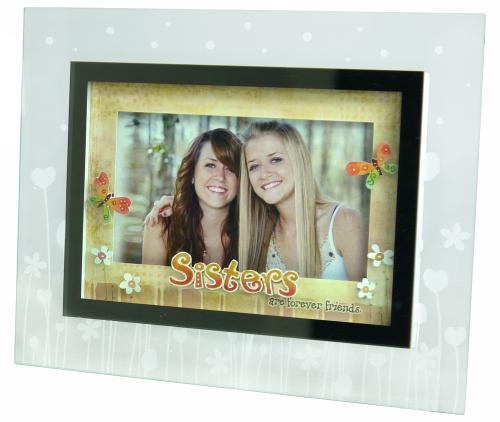 """KG4010-Sis - """"Sister"""" 3D photo frame"""