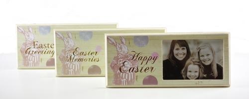 KK1512 - 24cm Easter photo frames