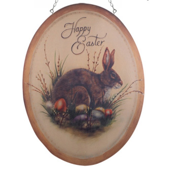KK1525-1 - Easter Bunny hang out