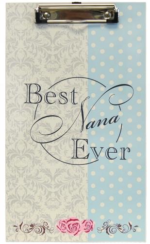KK2376-N - Sweet Rose Nana Clipboard